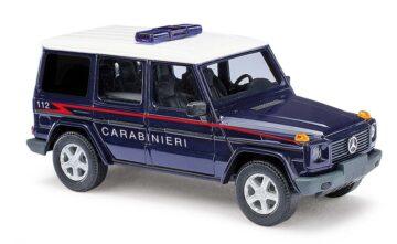 BUSCH 51427 <br/>Mercedes G 90 Carabinieri 1