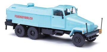 BUSCH 51552 <br/>IFA G5´60 Tankwagen 1550 blau 1
