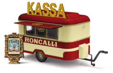 BUSCH 51752 <br/>Nagetusch Roncalli 1