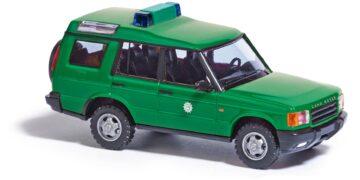 BUSCH 51912 <br/>Land Rover Discovery Bundespo 1