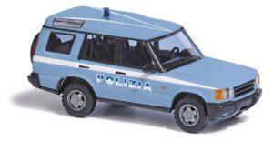 BUSCH 51914 <br/>Land Rover Discovery Polizia