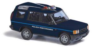 BUSCH 51916 <br/>Land Rover Discovery Polizia