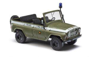 BUSCH 52105 <br/>UAZ 469 Volkspolizei