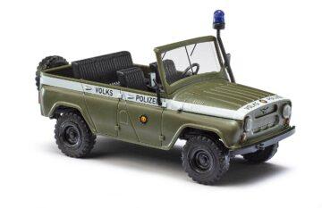 BUSCH 52105 <br/>UAZ 469 Volkspolizei 1