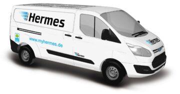 BUSCH 52410 <br/>Ford Transit Hermes Versand 1