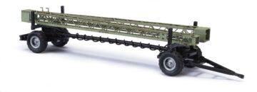 BUSCH 59943 <br/>Anhänger mit Stahl-Gittermasten 1