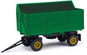 BUSCH 95028 <br/>HW 80 SHA,grün  gelbe Felgen
