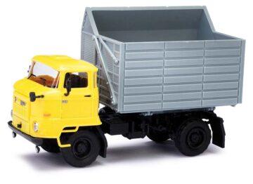 BUSCH 95538 <br/>IFA L60 SHA gelbes Fahrerhaus 1