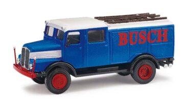 BUSCH 95606 <br/>IFA S4000 TLF Zirkus Busch 1