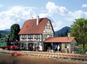 Vollmer 41202 <br/>Bahnhof Bergheim