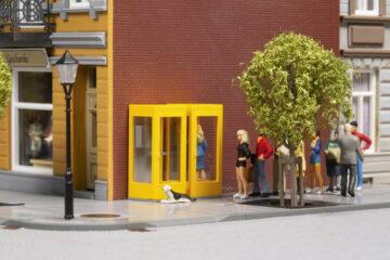 Auhagen 41662 <br/>Telefonzellen und Briefkästen 1