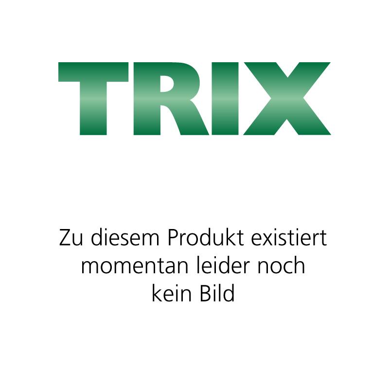 TRIX 66340 <br/>Bausatz Ringlokschuppen Rottw