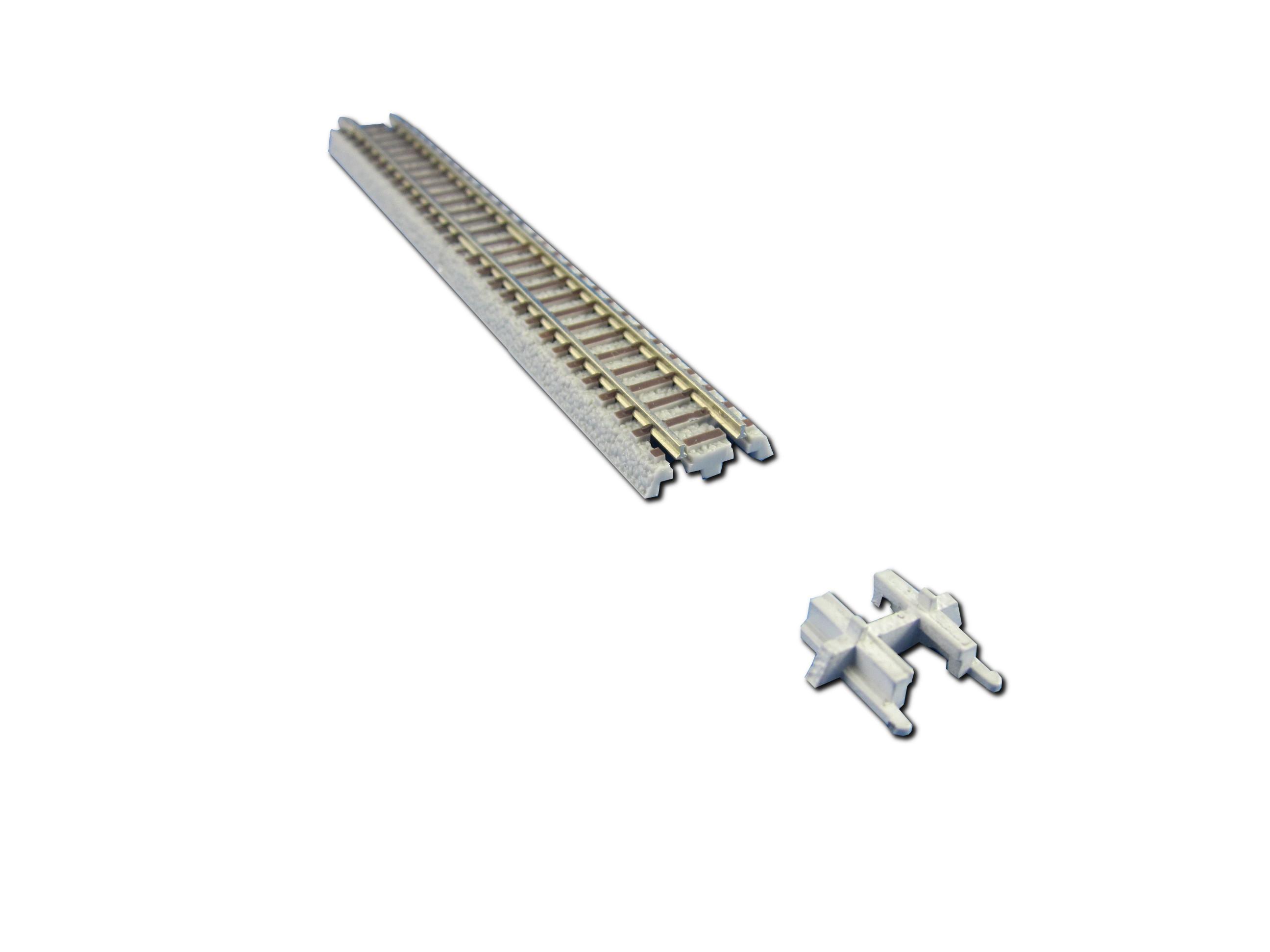 Rokuhan 7297413 <br/>Schienenverbinder, isoliert, 2 Stück 2