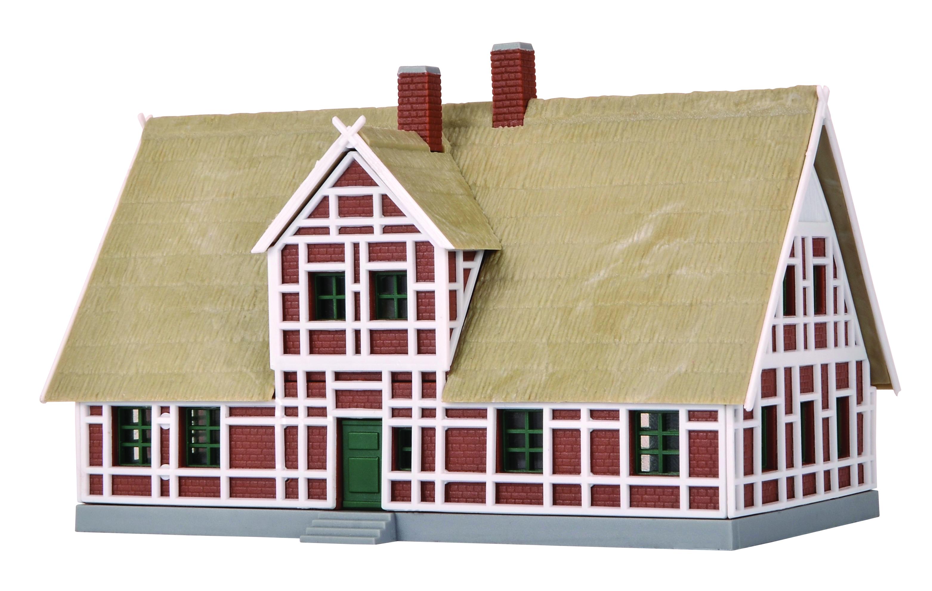 kibri 37318 <br/>Reetdachhaus