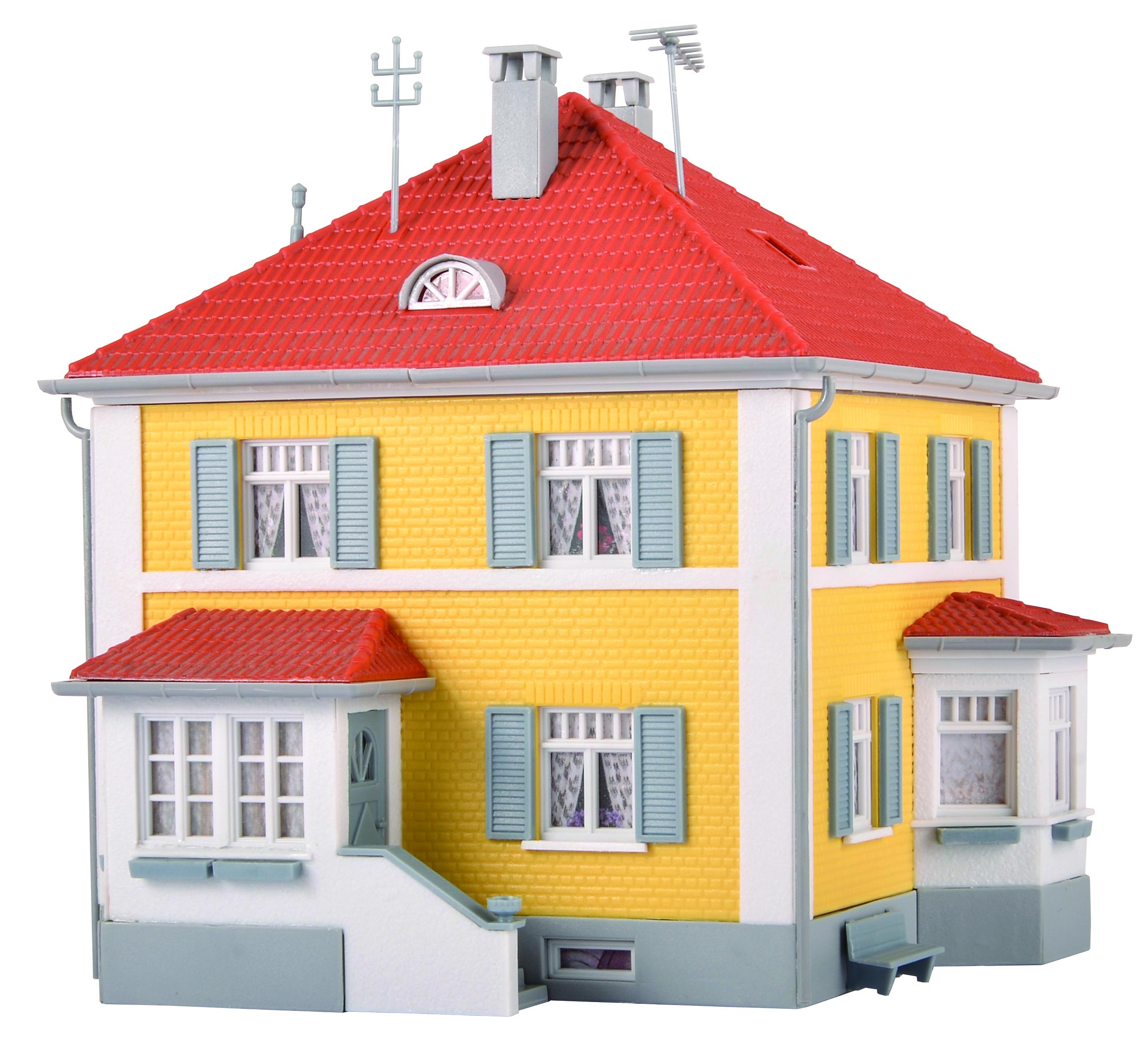 kibri 38178 <br/>Wohnhaus Pappelweg
