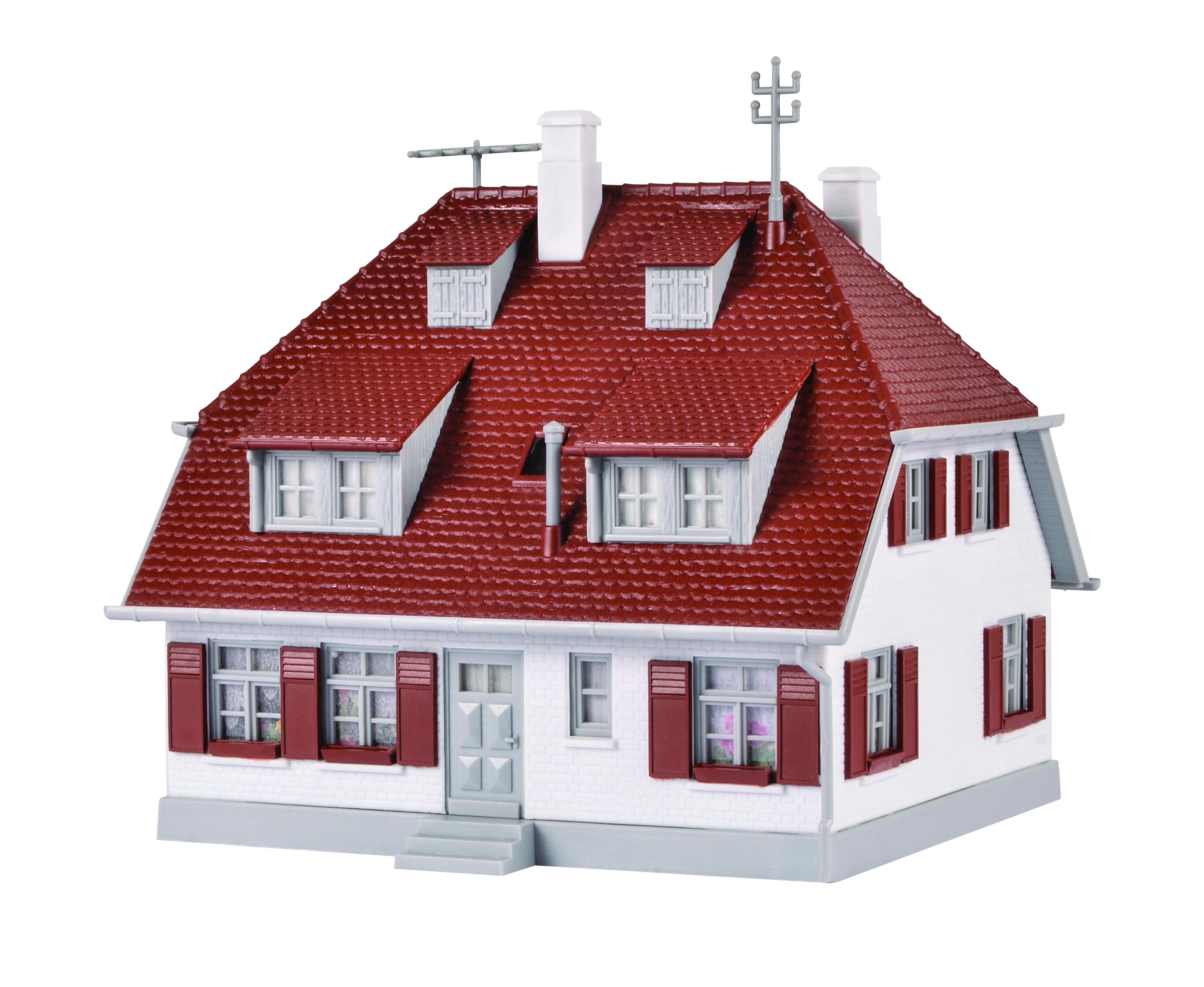 kibri 38725 <br/>Einfamilienhaus Bergwald