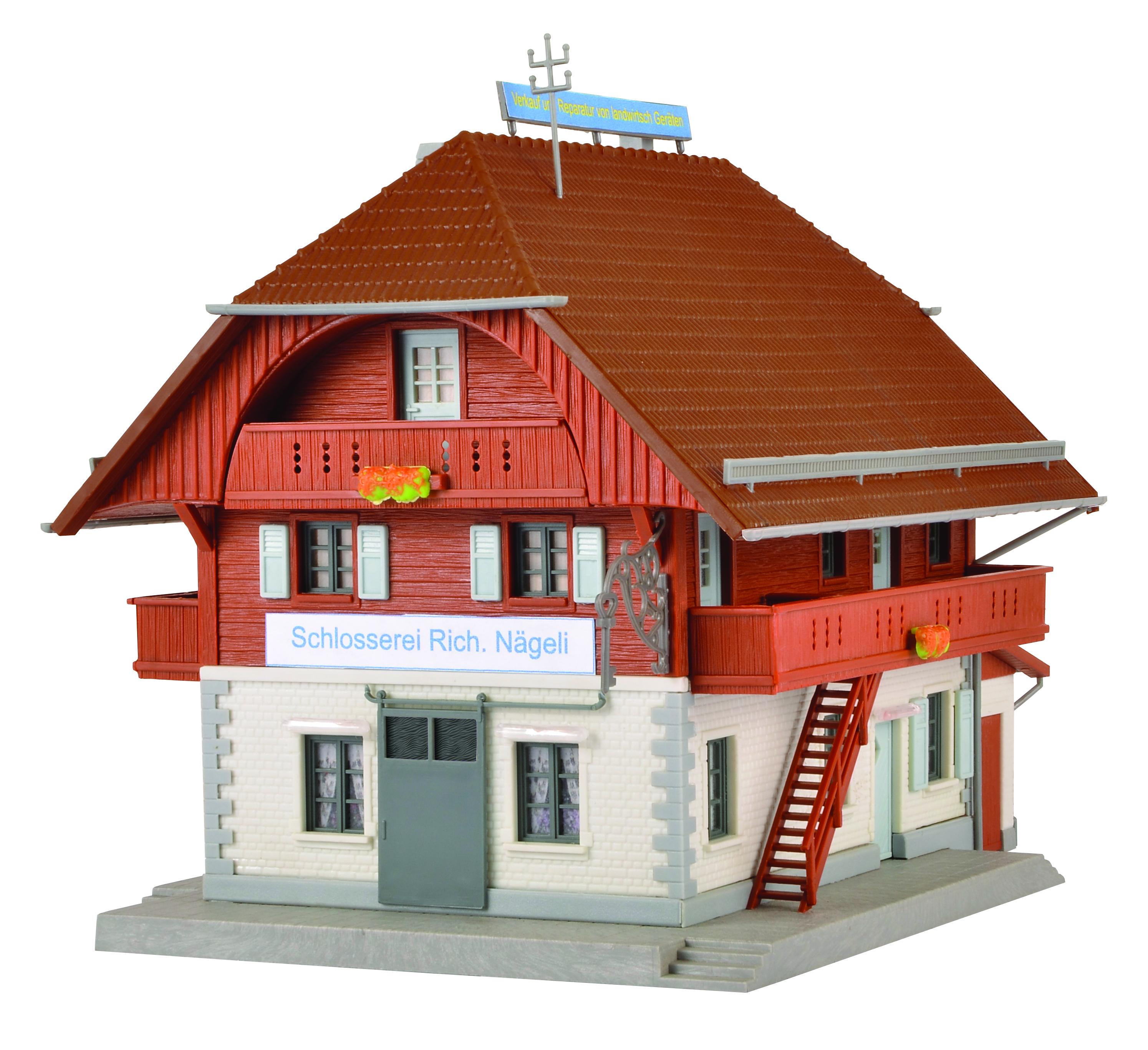 """kibri 38800 <br/>Schlosserei """"Nägeli"""""""