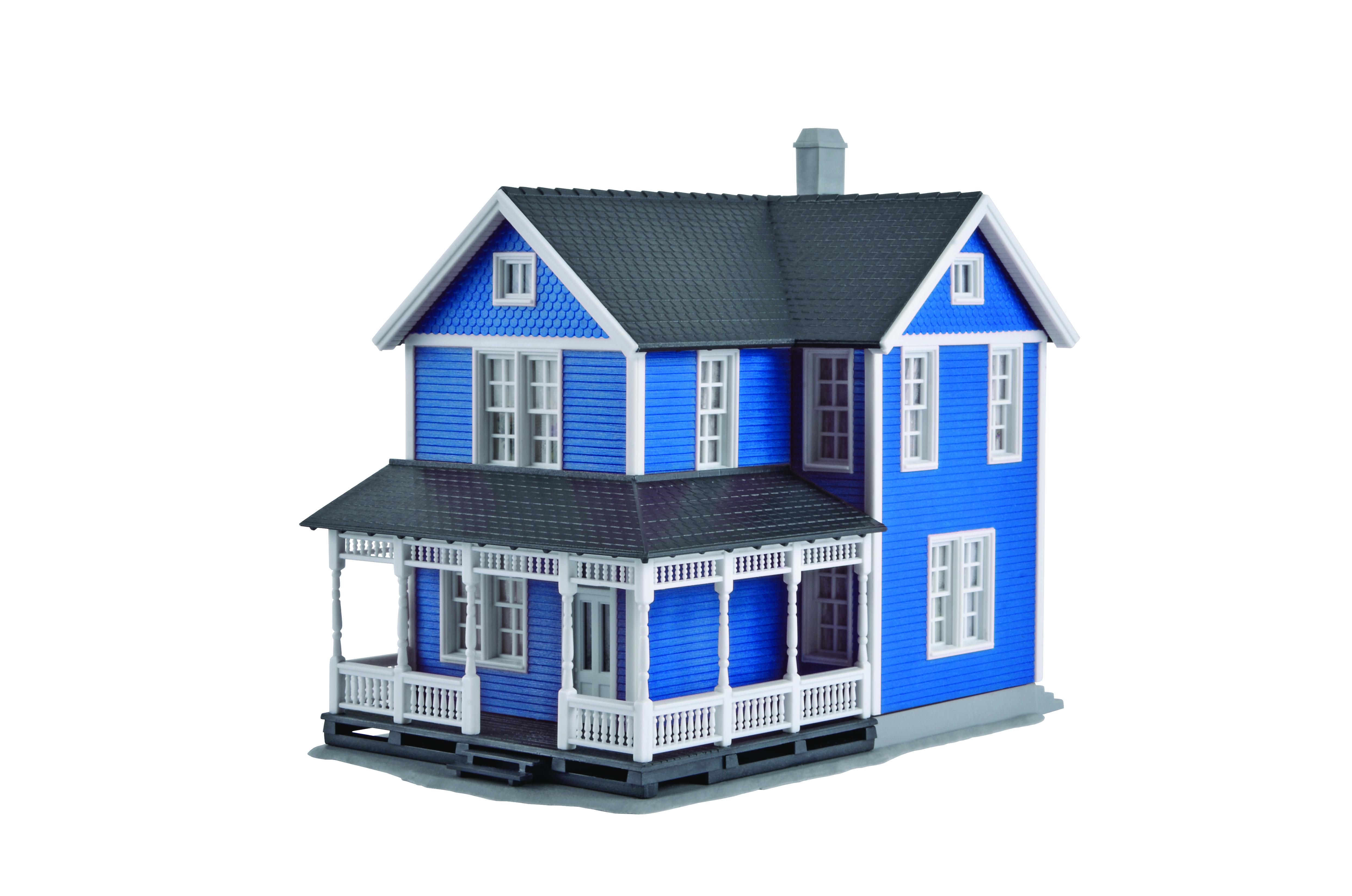 kibri 38841 <br/>Schwedenhaus, blau