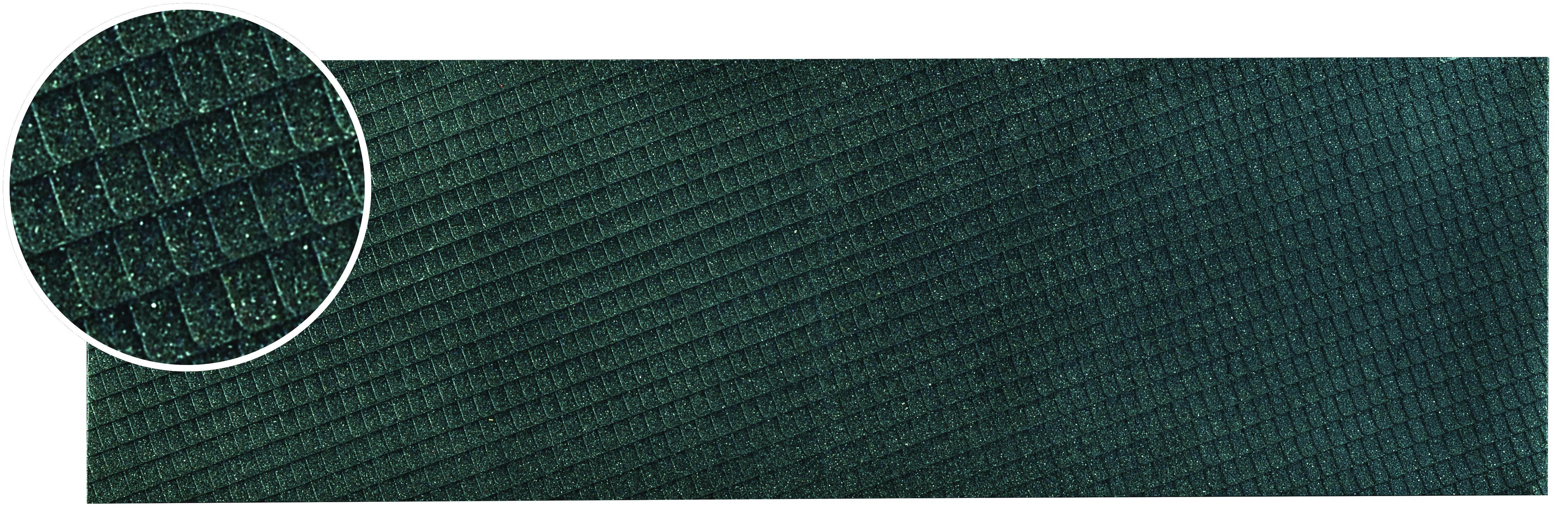 Vollmer 48231 <br/>Dachplatte Schiefer aus Steinkunst,L 28 x B 16,3 cm