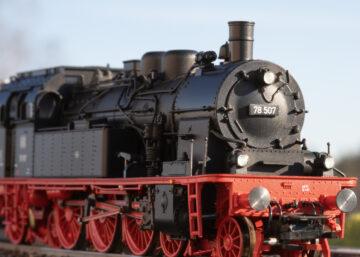 Märklin 39787 <br/>Dampf-Lokomotive Baureihe 78 3