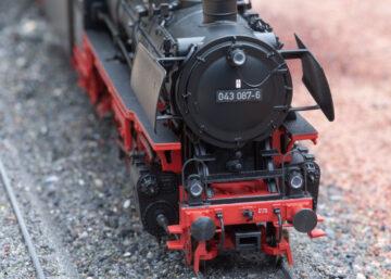 Märklin 39884 <br/>Dampf-Lokomotive Baureihe 043 3