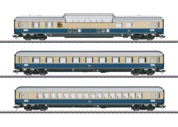 """Märklin 43881 <br/>Schnellzugwagen-Set 1 """"Rheinpfeil 1963"""" 1"""