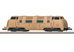 Märklin 88207 <br/>Diesel-Lokomotive Baureihe V 200 in Echtbronze
