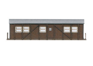 Märklin 89012 <br/>Bausatz Güterwagen MCI-43 abgestellt
