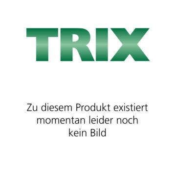 TRIX 66340 <br/>Bausatz Ringlokschuppen Rottw 1