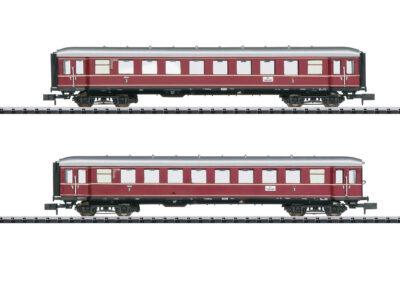 """TRIX 15406 <br/>Wagen-Set """"Die roten Bamberger"""" Teil 2"""