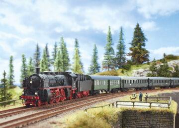TRIX 16184 <br/>Dampflokomotive 18 495 2