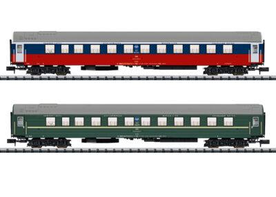 """TRIX 18252 <br/>Wagen-Set """"EC Venezia"""" Teil 1"""