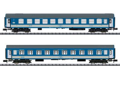 """TRIX 18253 <br/>Wagen-Set """"EC Venezia"""" Teil 2"""