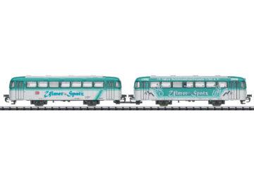 TRIX 18903 <br/>Beiwagen-Set Baureihe VB 996 und VB 998 1