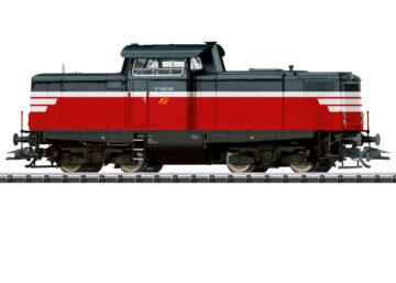 TRIX 22368 <br/>Diesellokomotive Baureihe V 142 1
