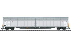 TRIX 24554 <br/>Großraum-Schiebewandwagen Hbbins