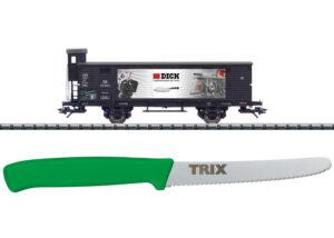 TRIX 24721 <br/>Museumswagen Trix H0 2021