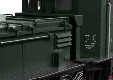 TRIX 25089 <br/>Elektrolokomotive Reihe 1189 3