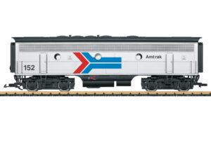 LGB 21581 <br/>Amtrak Diesellok F7 B Phase I