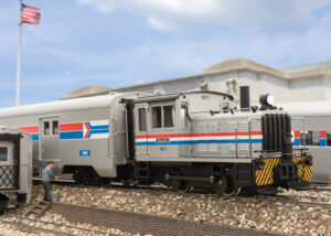 LGB 27632 <br/>Diesellok Amtrak Phase II