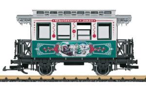 LGB 36021 <br/>Weihnachtswagen 2021