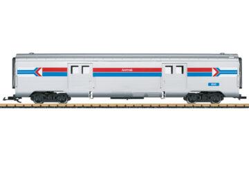 LGB 36600 <br/>Amtrak Gepäckwagen Phase I 1