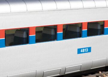 LGB 36601 <br/>Amtrak Personenwagen Phase I 2