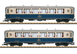 LGB 36658 <br/>Wagen-Set Pullmann Express