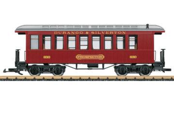 LGB 36820 <br/>Personenwagn D<(>&<)>S 1