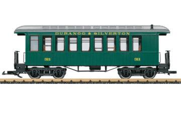 LGB 36821 <br/>Personenwagen D<(>&<)>S 1
