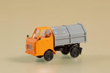 Auhagen 43671 <br/>Multicar M22 mit Abfallsammelbehälter 1