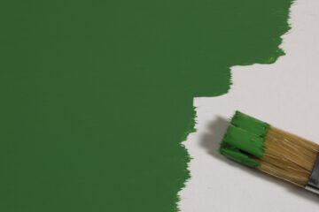 Auhagen 78103 <br/>Modellbaufarbe grasgrün 1