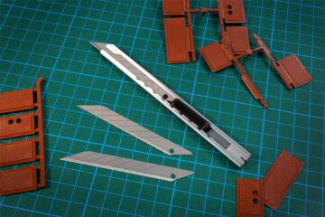 Auhagen 90003 <br/>Cuttermesser 1