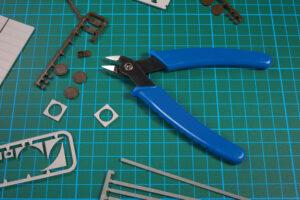 Auhagen 90010 <br/>Kunststoff-Seitenschneider